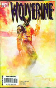 Wolverine #58 Suydam Zombie Cover Marvel comic book